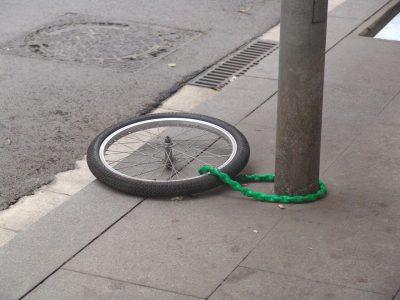 Lutter contre le vol de vélo