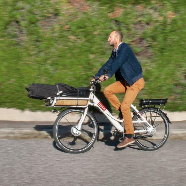 Pack vélotaf élec avec saxophone