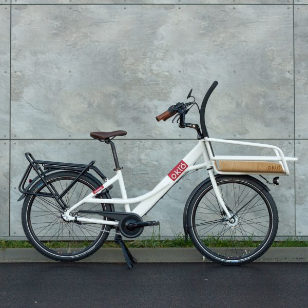 Oklö Familéö, vélo familial sans assistance électrique