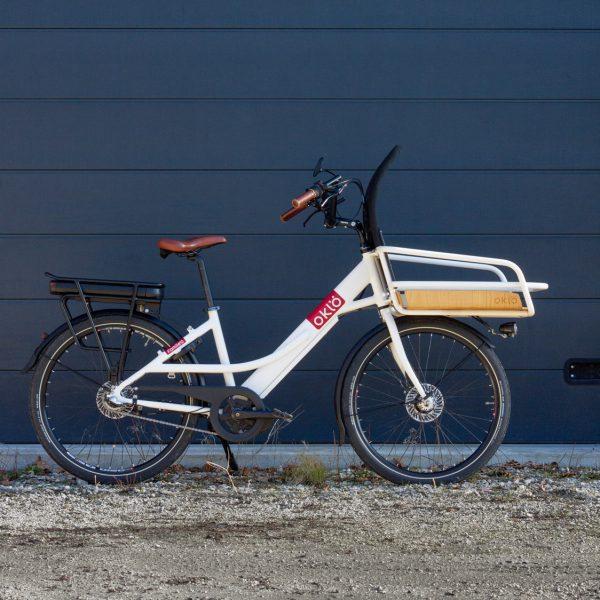 Oklö Familéö, vélo familial à assistance électrique
