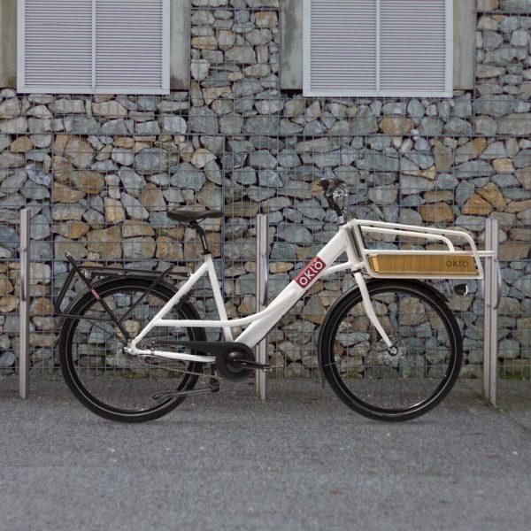 Oklö Utilö, vélo porteur sans assistance électrique