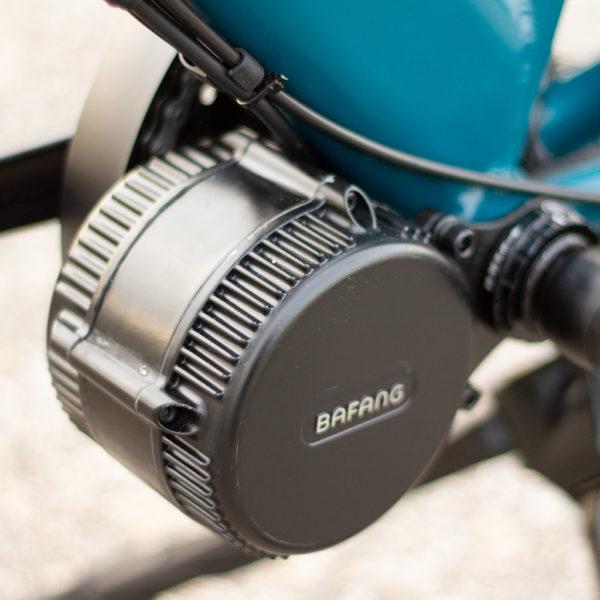 postal 500Wh moteur Bafang BBS01-B