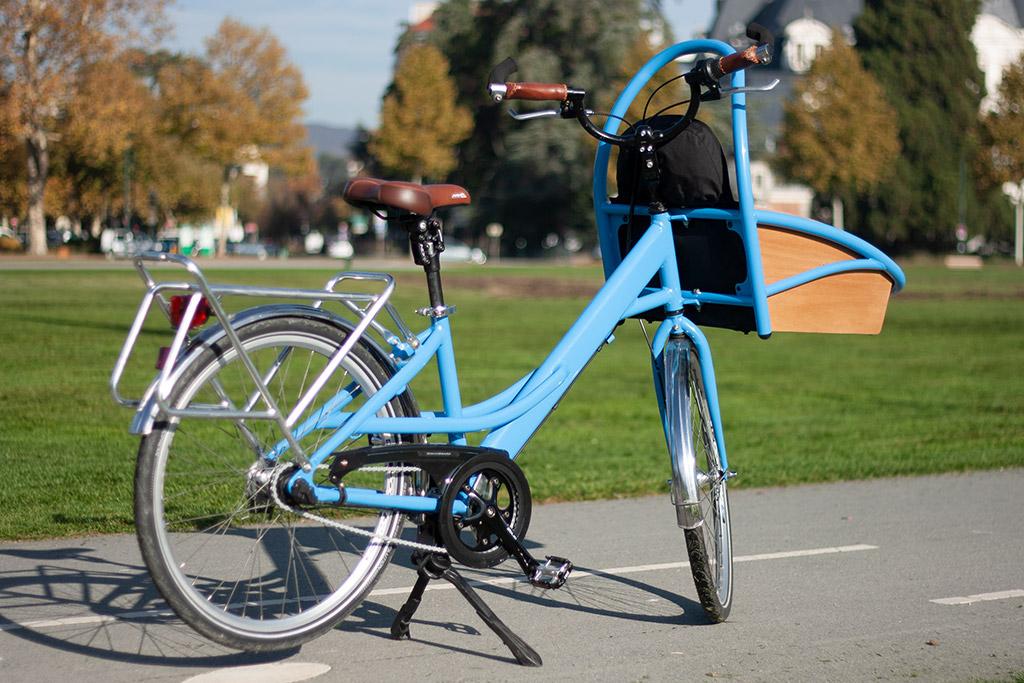 Prototype de vélo Oklö