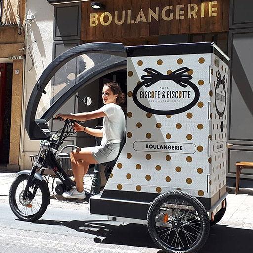 Vélo taxi Yokler