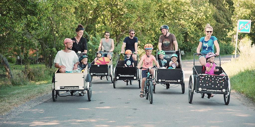 Triporteurs Christiania Bikes