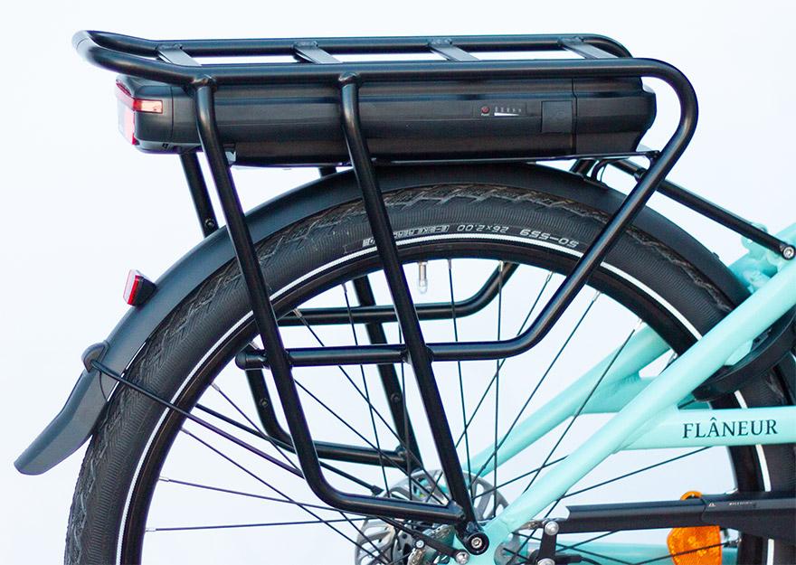 Nouveau porte-bagages 40 kg made in France